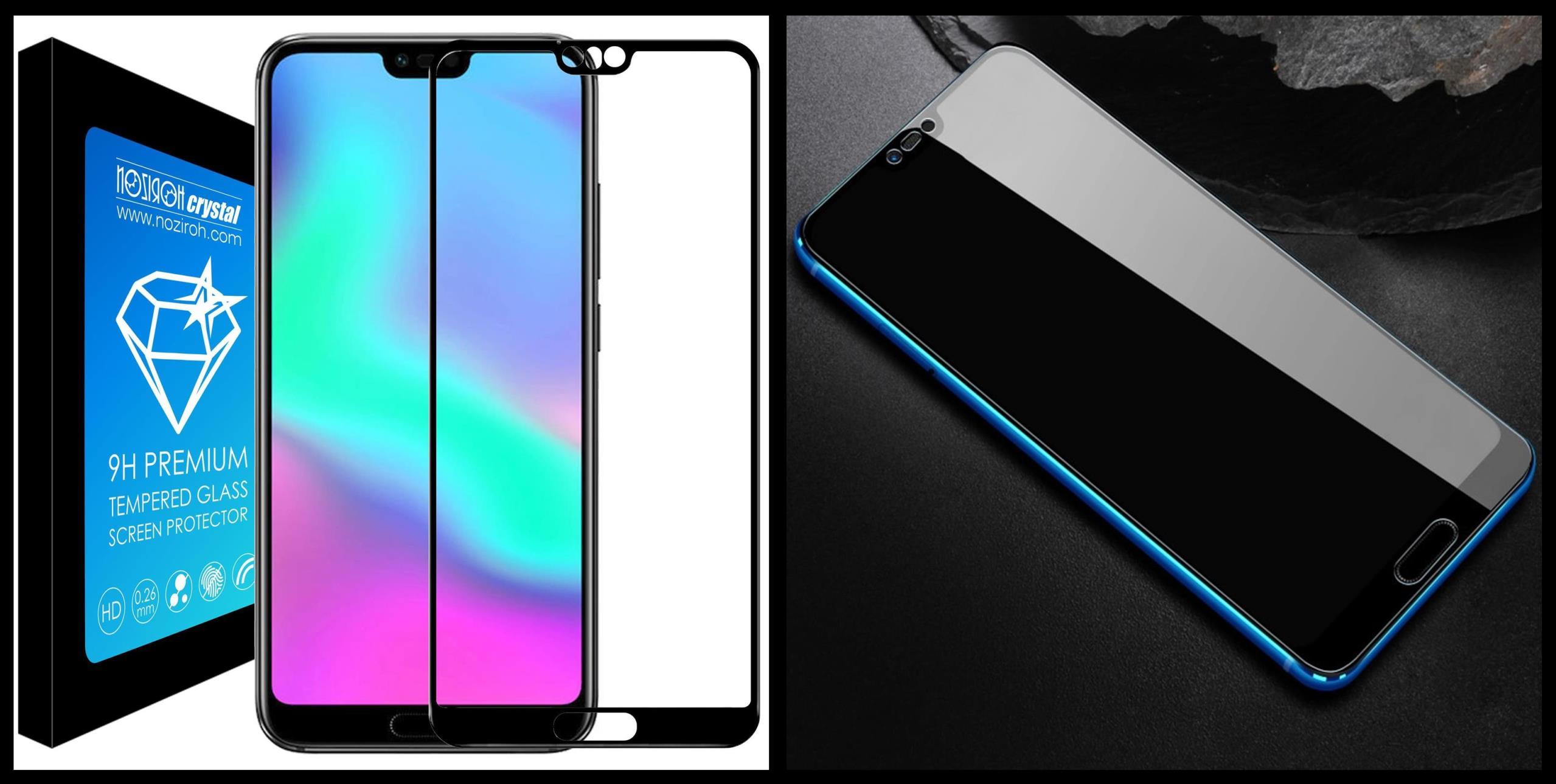 noziroh-crystal-honor-10-tempered-glass-9h-3d-shockproof-scratchproof-black