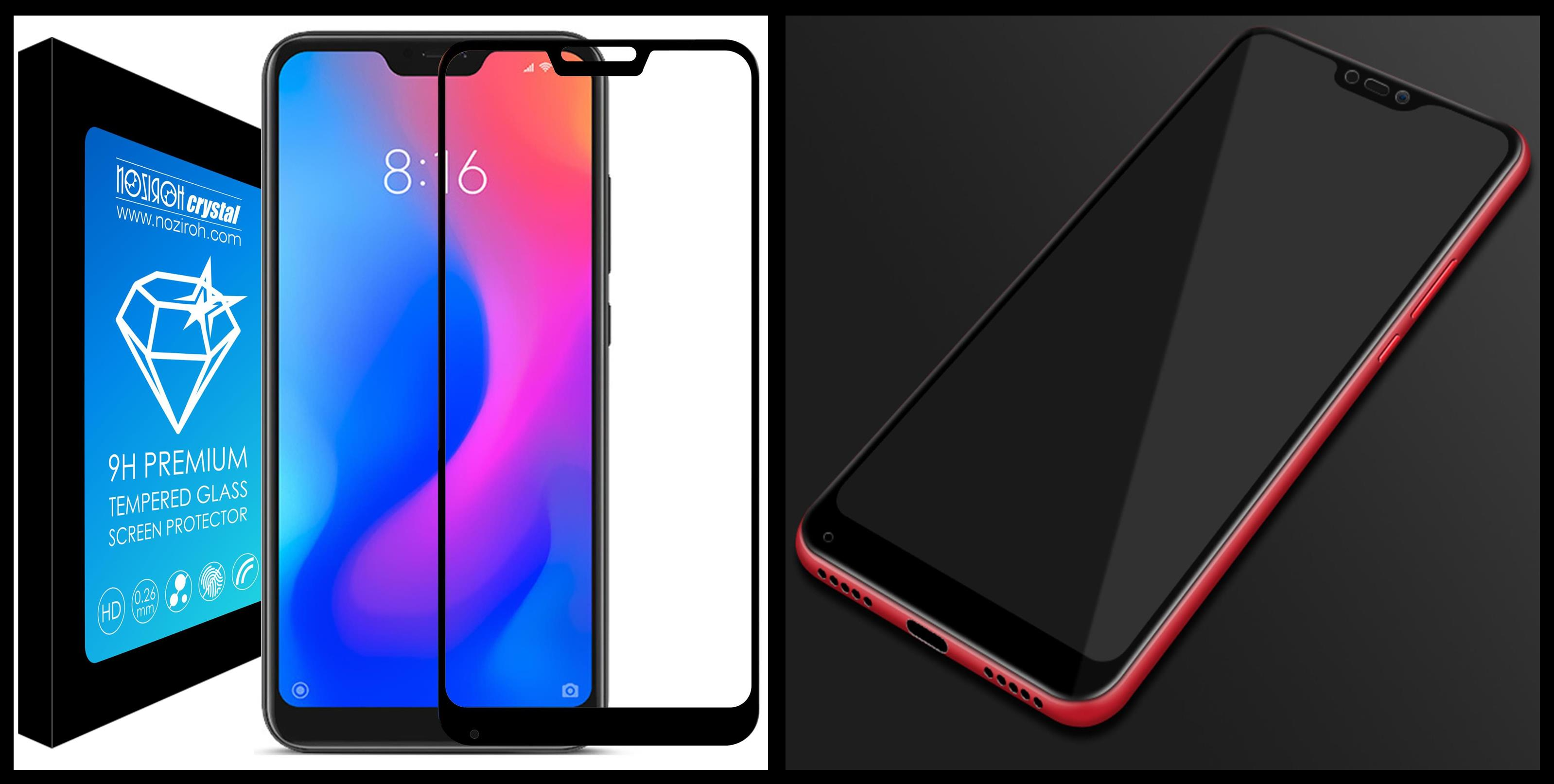 noziroh-crystal-xiaomi-mi-a2-lite-redmi-6-pro-tempered-glass-9h-3d-shockproof-scratchproof-black