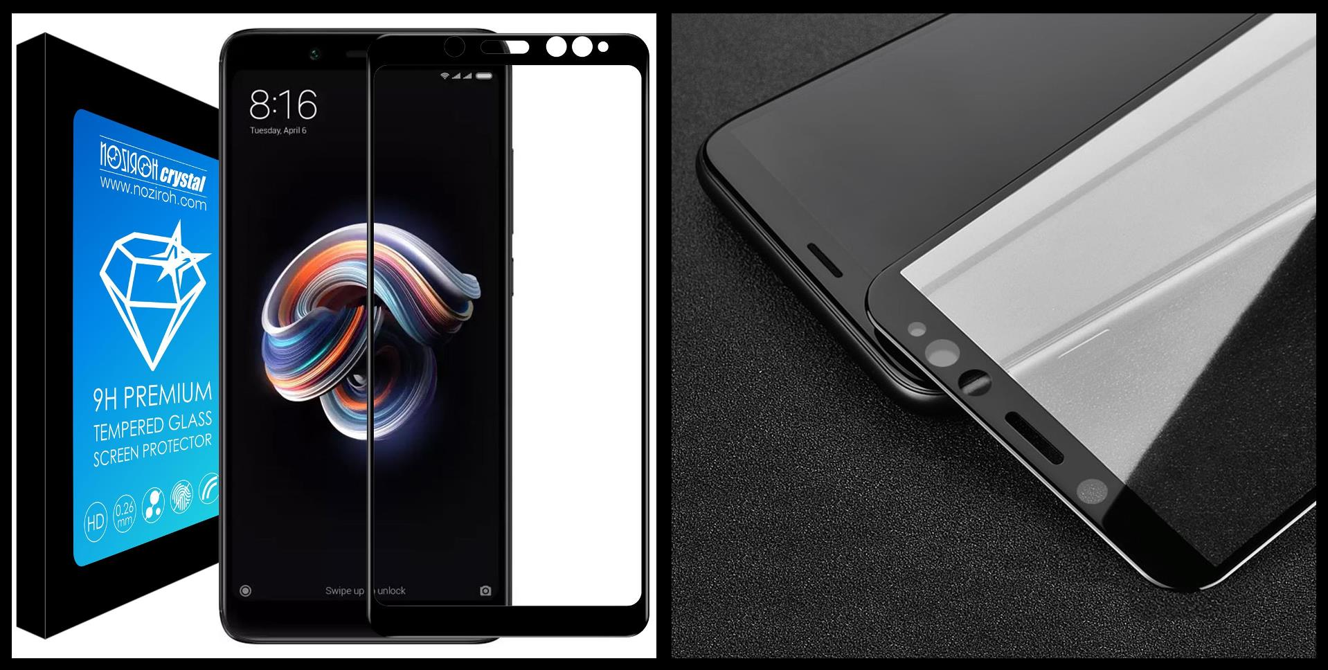noziroh-crystal-xiaomi-redmi-note-5-pro-tempered-glass-9h-3d-shockproof-scratchproof-black