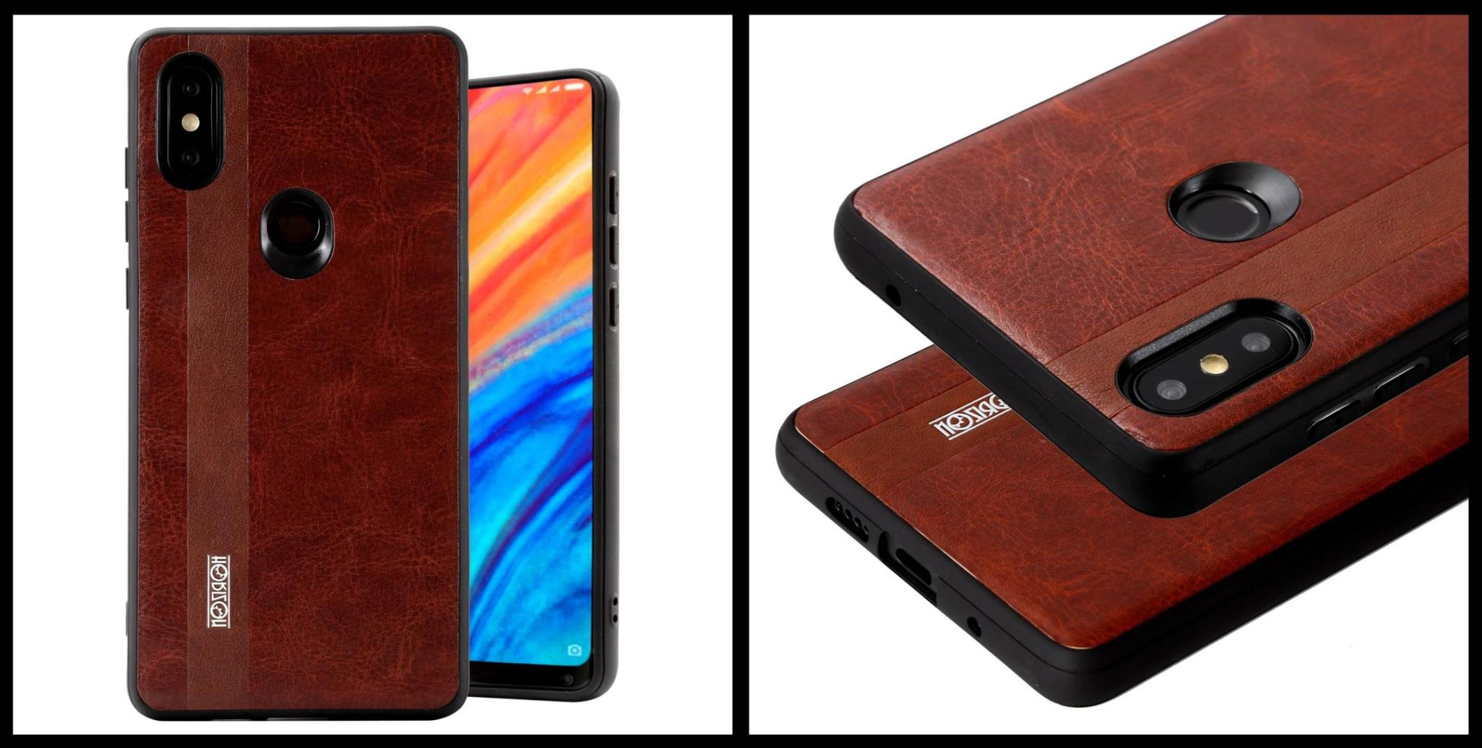 noziroh-leather-xiaomi-mi-mix-2s-cover-case-shockproof-slim-design-brown-black
