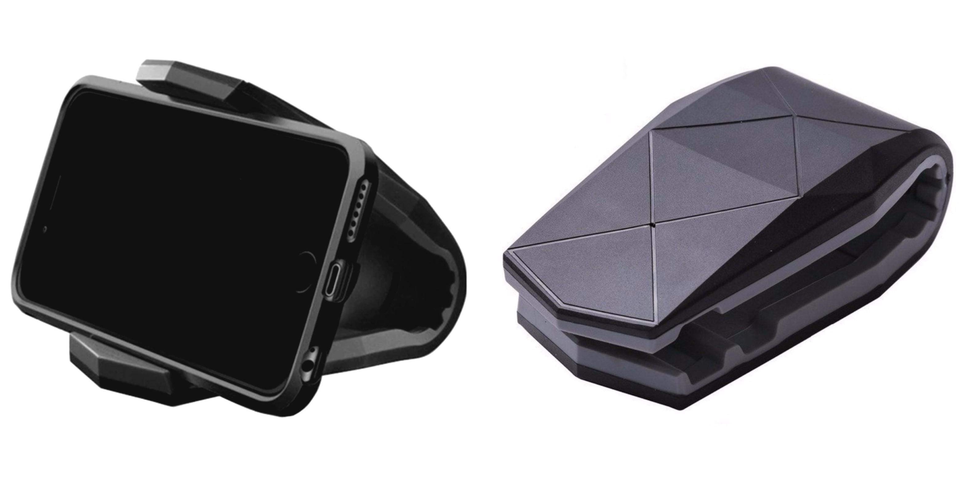 noziroh smartphone stand holder alligator universal clip gps car table